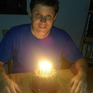 Matt-birthday cake